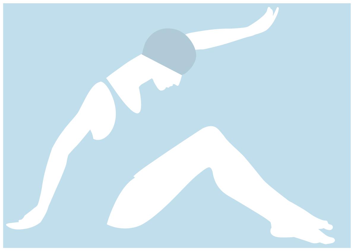 Luisa Tosetto – Swimming Series – Ethereal swim