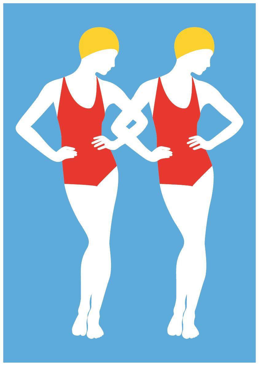 Luisa Tosetto – Swimming Series